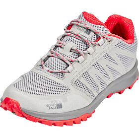 The North Face Litewave Fastpack - Chaussures Femme - gris/rouge